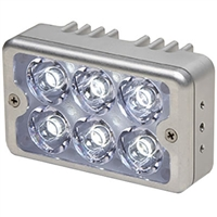 "Whelen 01-0771125-12 Model 7112512 LED Recognition Light 2"""" X 3"""" 14V 90 Degree"