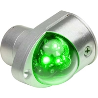Whelen 01-0771379-11 Model 7137911 Green LED 14V Forward Position Light (Replace W1250)