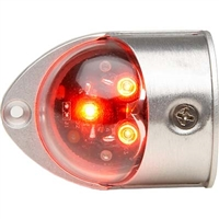 Whelen 01-0771379-12 Model 7137912 Red LED 14V Forward Position Light (Replace W1250)