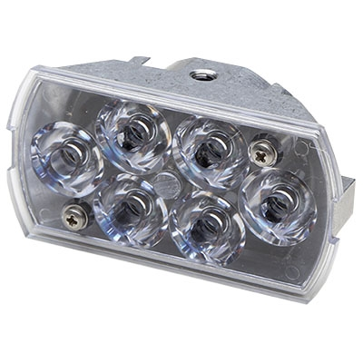 Whelen 01-0771888-01 Model 7188801 LED Recognition Light 28V