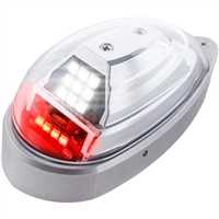 Whelen Orion 650 Series 01-0790725-12 Model OR6502R Red LED 28V Position Anti-Collision Light Assembly
