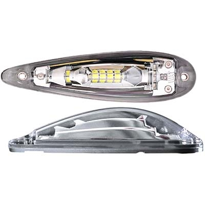 Whelen Blaze Series 01-95001-03 14V LED Wingtip Position, Anti-Collision & Taillight Assembly