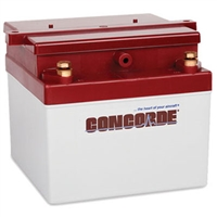 Concorde RG24-11M 24V Aircraft Battery