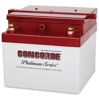 Concorde RG24-15M 24V Aircraft Battery