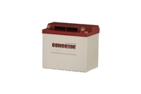 Concorde RG-25 12V Aircraft Battery