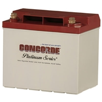 Concorde RG-25XC 12V Aircraft Battery