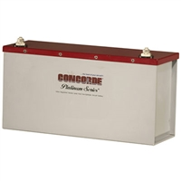 Concorde RG-355 24V Aircraft Battery