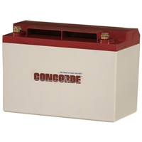 Concorde RG-35A 12V Aircraft Battery