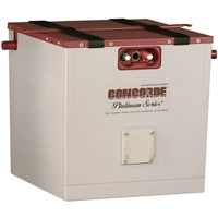 Concorde RG-380E/44L 24V Aircraft Battery