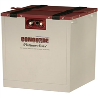 Concorde RG-380E/60K 24V Aircraft Battery