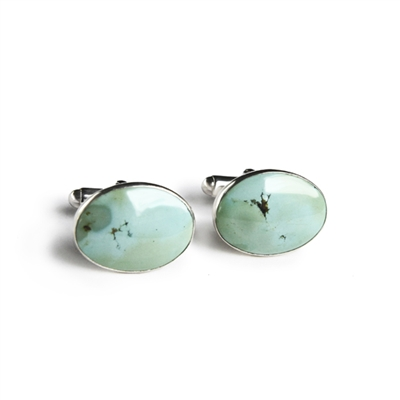 Oval Cufflinks + MORE COLORS