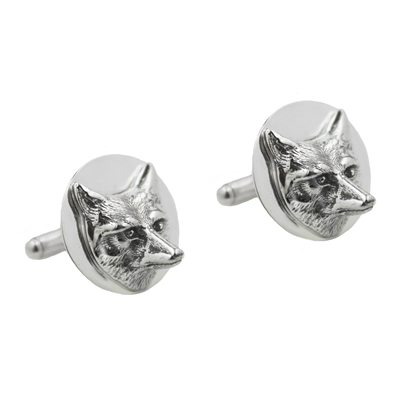 Wise Fox Cufflinks