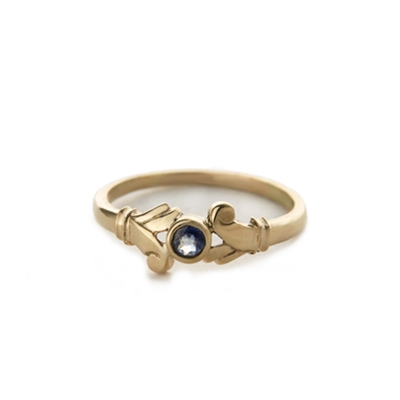 Roman Ring in 14k Gold + MORE COLORS