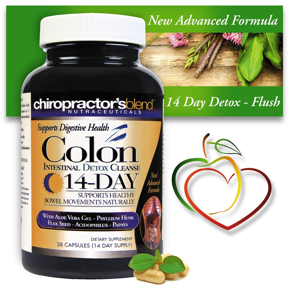 Colon Intestinal Cleanse 3 In 1