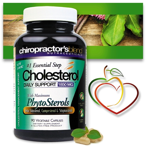 Essential Step Cholesterol 850<br>with Advanced Phytosterol Blend