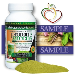 "<strong>""The Original"" PH50 Protein Greens Advanced</strong><br><i>Natural Vanilla Flavor </i><br>FREE SAMPLE SIZE"