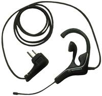 53863 Earpiece with Microphone for Motorola Two-Way Radios
