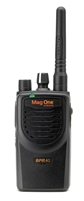 Motorola Mag One BPR40 VHF Two Way Radio Walkie Talkie