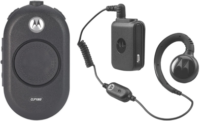 Motorola CLP1060 Two Way Radio Walkie Talkie