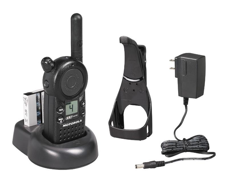 Motorola CLS1410 Professional 2-way 4-Channel Radio Lot of 5