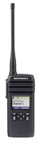 Motorola DTR600 Two Way Radio Walkie Talkie