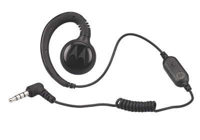 Motorola HKLN4513A Bluetooth Swivel Earpiece w/Inline Mic