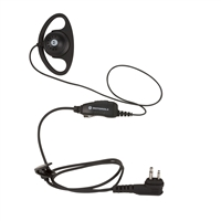 Motorola HKLN4599 Earpiece with Inline PTT