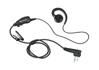 Motorola HKLN4604 Swivel Earpiece with PTT