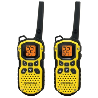 Motorola MS350R Talkabout Walkie Talkie