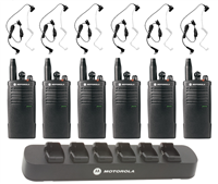 Office Building Two Way Radio Combo Pack
