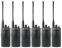 Motorola RDU4100 High Power Radio Package