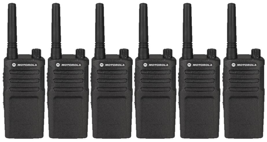 motorola two way radios. motorola rmu2040 two way radio 6 pack bundle radios twowayradiosfor.com