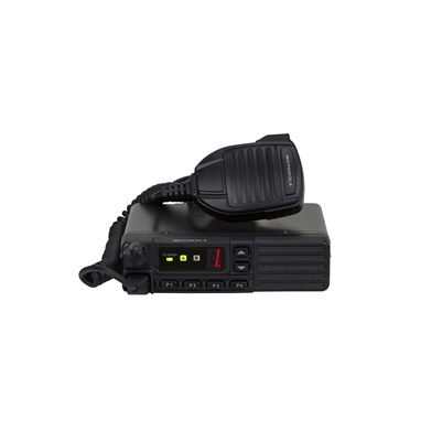 VX2100U Business Radio / UHF Mobile Two Way Radio / Motorola