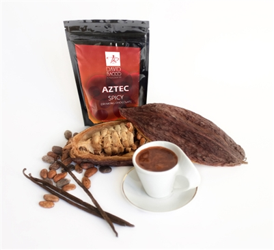 AZTEC - SPICY DRINKING CHOCOLATE