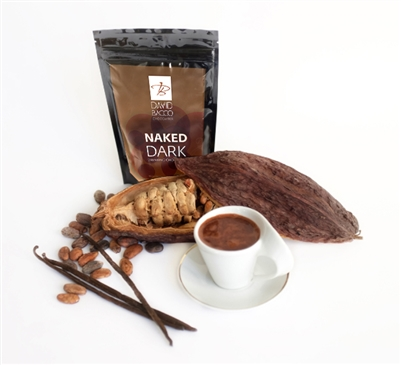 NAKED - DARK DRINKING CHOCOLATE