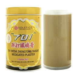 701 Dieda Zhengtong Gao Medicated Plaster for Ache Relief & Muscle Pain
