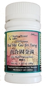 Bai He Gu Jin Tang | Lily Bulb Decoction