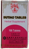 Butiao Tablets | Bu Xue Tiao Jing Wan for Circulation, PMS & Cramps