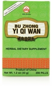 Bu Zhong Yi Qi Tang | Central Chi Teapills for Healthy Spleen Support