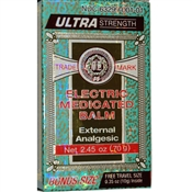 Electric Medicated Balm for Sore, Tight Muscles, Knees & Joints