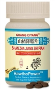 Shan Zha Jiang Zhi Pian | Hawthopower for weight management