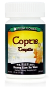 Huang Lian Su (Coptis Concentrated Extract Tablet) provides gastrointestinal support.