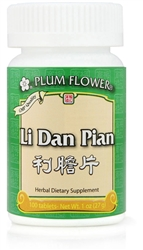 Li Dan Pian | Benefit Gallbladder Tablets