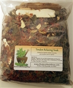 Tendon Relaxing Herb Soak for Relaxing Spasmed Muscles & Sinews