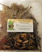 Tendon Warming Herbal Soak to Increase Local Circulation