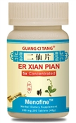 Er Xian Pian  | Menofine for menopause support