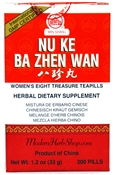 Nu Ke Ba Zhen Wan | Women's Eight Treasure Teapills