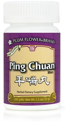 Ping Chuan tonic for calming coughs