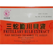 San Shedan Chuanbei Ye | Fritillary Bulb Extract for chronic or acute cough