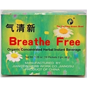 Herbal Tea for Respiratory Support